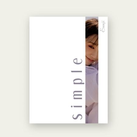 JEONG EUN JI - SIMPLE (4TH MINI ALBUM)
