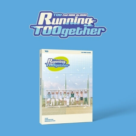 TOO - RUNNING TOOGETHER (2ND MINI ALBUM)
