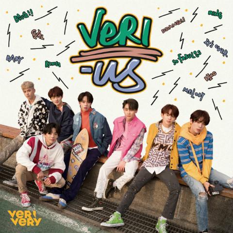 VERIVERY - VERI-US (SINGLE ALBUM) OFFICIAL VER.