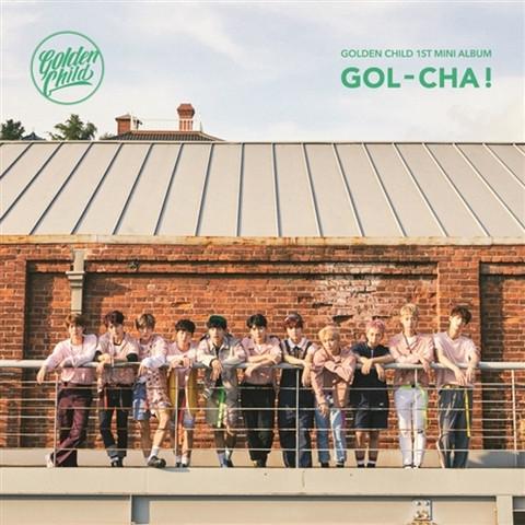 GOLDEN CHILD - GOL-CHA! (1ST MINI ALBUM)