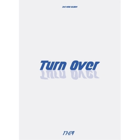 1THE9 - TURN OVER (3RD MINI ALBUM)