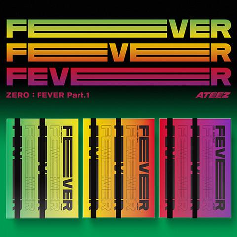 ATEEZ - ZERO : FEVER PART.1 (5TH MINI ALBUM)