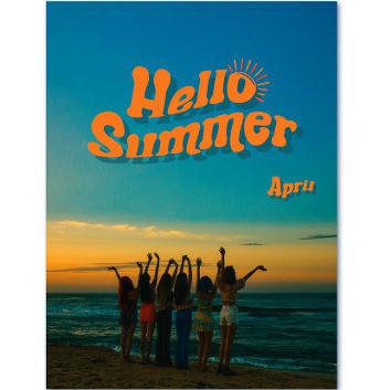 APRIL - HELLO SUMMER (SPECIAL ALBUM) SUMMER NIGHT VER.