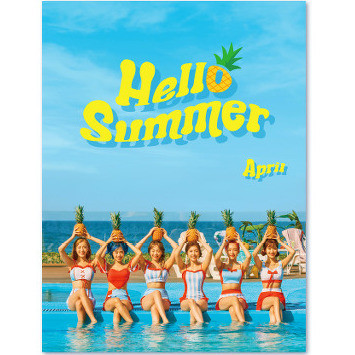 APRIL - HELLO SUMMER (SPECIAL ALBUM) SUMMER DAY VER.