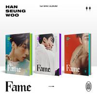 HAN SEUNG WOO - FAME (1ST MINI ALBUM)