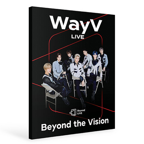 WAYV - BEYOND THE VISION : BEYOND LIVE BROCHURE (PHOTOBOOK)