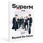 SUPERM - BEYOND THE FUTURE : BEYOND LIVE BROCHURE (PHOTOBOOK)