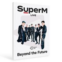 SUPERM - BEYOND THE FUTURE : BEYOND LIVE BROCHURE (PHOTOBOOK)