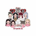 BLACKPINK - H.Y.L.T - STICKER