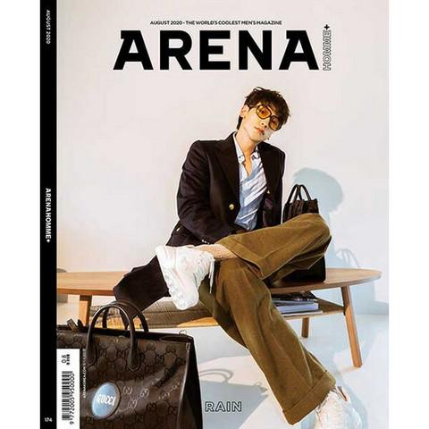ARENA HOMME+ - 08/2020
