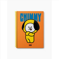 BT21 - HEART A5 SPRING NOTE - CHIMMY