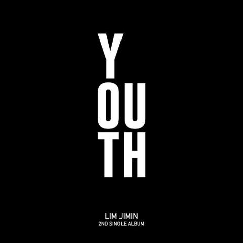LIM JIMIN - YOUTH (2ND SINGLE ALBUM)
