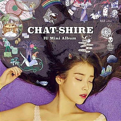 IU - CHAT-SHIRE (4TH MINI ALBUM)
