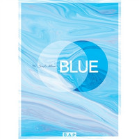 B.A.P - BLUE (7TH SINGLE ALBUM) A VER