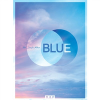B.A.P - BLUE (7TH SINGLE ALBUM) B VER