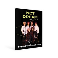 NCT DREAM - BEYOND THE DREAM SHOW : BEYOND LIVE BROCHURE  (PHOTOBOOK)