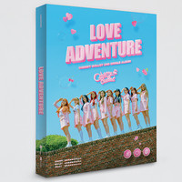 CHERRY BULLET - LOVE ADVENTURE (2ND SINGLE ALBUM)
