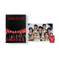 WAYV - BAD ALIVE: PHOTO STORY BOOK