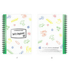 NCT DREAM - NCT LIFE: DREAM IN WONDERLAND COMMENTARY BOOK + LUGGAGE TAG SET