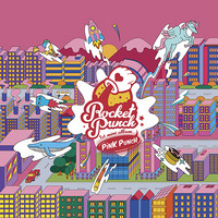 ROCKET PUNCH - PINK PUNCH (1ST MINI ALBUM)