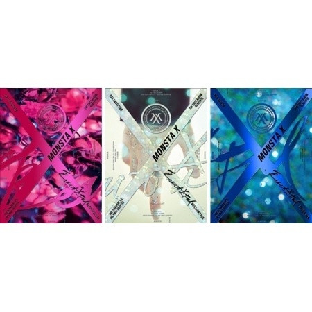 MONSTA X - BEAUTIFUL (1ST ALBUM)