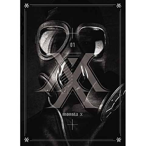 MONSTA X - TRESPASS (1ST MINI ALBUM)