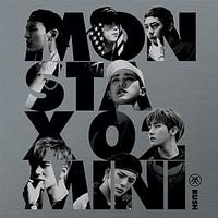 MONSTA X - RUSH (2ND MINI ALBUM) OFFICIAL VERSION