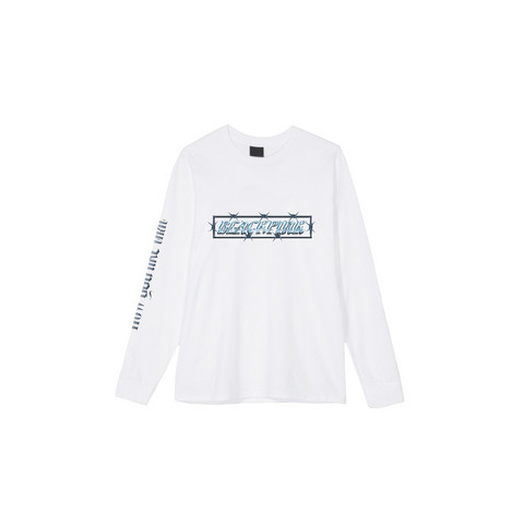 BLACKPINK - H.Y.L.T - LONG SLEEVE T-SHIRTS WHITE