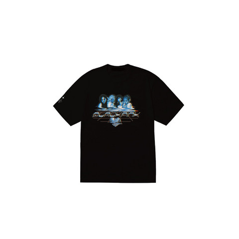 BLACKPINK - H.Y.L.T - T-SHIRT BLACK