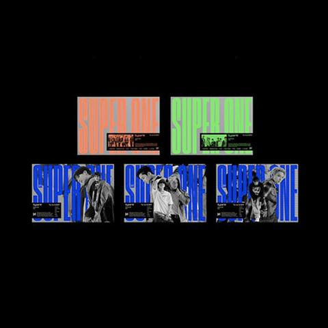 SUPERM - SUPER ONE (1ST ALBUM)