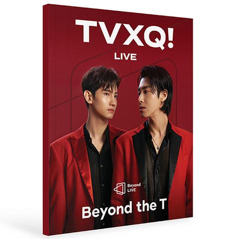 TVXQ! - BEYOND THE T : BEYOND LIVE BROCHURE PHOTOBOOK)