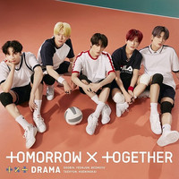 TOMORROW X TOGETHER - DRAMA (REGULAR EDITION)