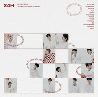 SEVENTEEN - 24H (REGULAR EDITION)