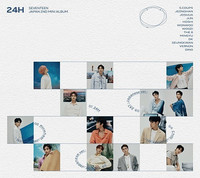 SEVENTEEN - 24H (LIMITED EDITION / TYPE C)