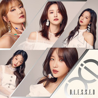 EXID - B.L.E.S.S.E.D (REGULAR EDITION)