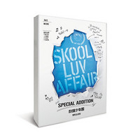 BTS - SKOOL LUV AFFAIR (2ND MINI ALBUM : SPECIAL ADDITION)