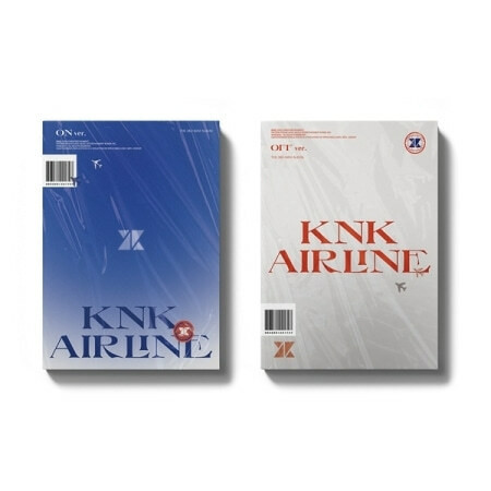 KNK - KNK AIRLINE (3RD MINI ALBUM)