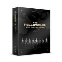 ATEEZ - WORLD TOUR THE FELLOWSHIP: MAP THE TREASURE SEOUL (DVD)