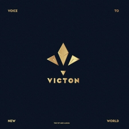 VICTON - VOICE TO NEW WORLD (1ST MINI ALBUM)