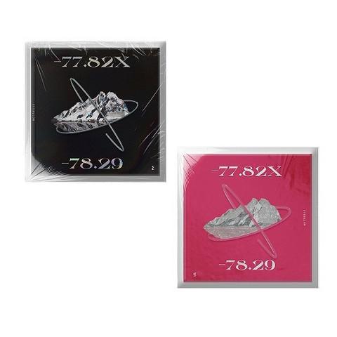 EVERGLOW - -77.82X-78.29 (2ND MINI ALBUM)