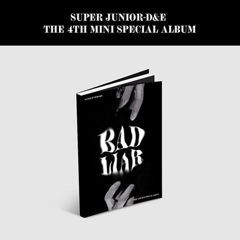 SUPER JUNIOR-D&E - BAD LIAR (4TH MINI SPECIAL ALBUM)