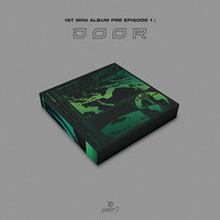 GHOST9 - PRE EPISODE 1 : DOOR (1ST MINI ALBUM)