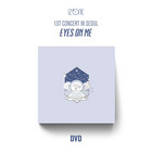 IZ*ONE - 1ST CONCERT IN SEOUL EYES ON ME (DVD)