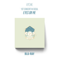 IZ*ONE - 1ST CONCERT IN SEOUL EYES ON ME (BLU-RAY)