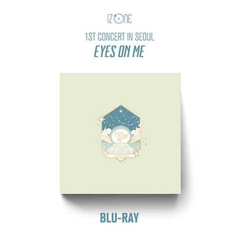 IZ*ONE - 1ST CONCERT IN SEOUL EYES ON ME (BLU-RAY)