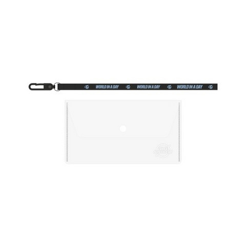 TWICE - 2020 WORLD IN A DAY - MASK STRAP