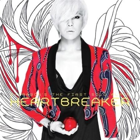 G-DRAGON - HEARTBREAKER (1ST ALBUM REPACKAGE)