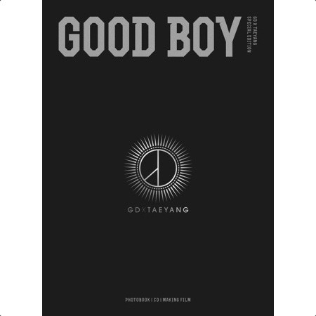 GD X TAEYANG - GOOD BOY (SPECIAL EDITION ALBUM)