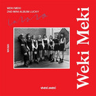 WEKI MEKI - LUCKY (2ND MINI ALBUM) WEKI VER.