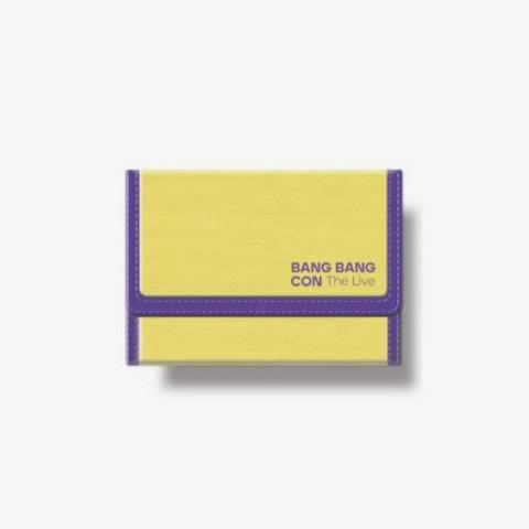 BTS - BANG BANG CON - VELCRO WALLET